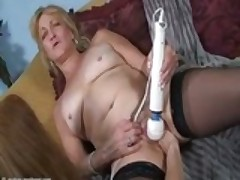 Jamie Blonde Fisted