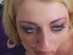 Sophie Dee Massage Chair Fuck Face