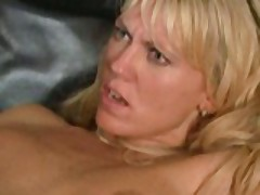 Horny MILF Can't Wait To Fuck Hubby