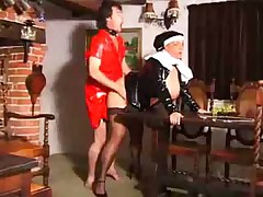 Fetish Mature Nun