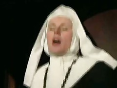 Cum Eating Nun