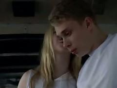 Public sex in сrowded bus