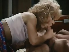 Nina Hartley and Buck Adams