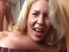 Mature Lady Cheats On Her Husband