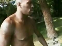 Ebony Gives It To A Black Guy