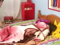 Euro Teens Bedtime Snatch Playing