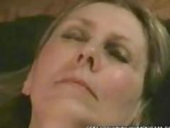 Amateur couple device masturbation ball licking