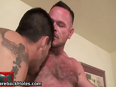 Extreme gay bareback fucking and cock part3