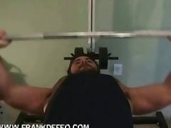 Gay muscle bear