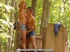 Orgy Studs Outdoors