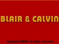 Blair and Calvin