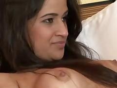 Lovely n cute girl fucked by her bof friend in a hotel