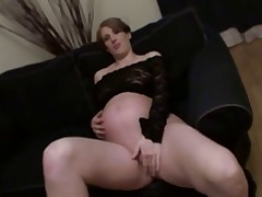 Horny Pregnant Amateur...F70