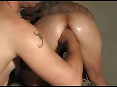 Amateur gothic punk girl fisting orgasm