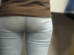 Shower Gym Suplex Jeans Butts 52