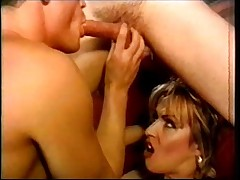 Another bisexual threesome