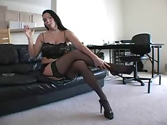 Smoking MILF with Big Tits Stars in Hardcore Sex Scene