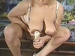 Milf Lactating Milking Big Tits