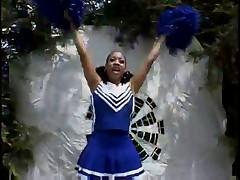 Cheerleader Blows her Coach, by Bangie