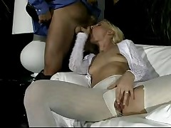 Sex in Pantyhose (German) Part3-3