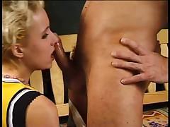 Cheerleader Fuck Sluts #03
