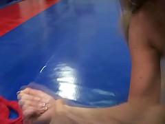 Naked Wrestlers