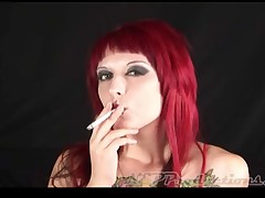 Smoking Fetish Dragginladies - Compilation 7 - HD 480
