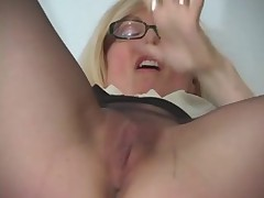 Nina Hartley pantyhose fun 2 D10