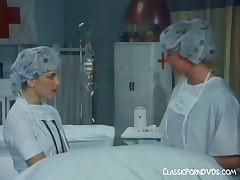 Hot and horny nurse