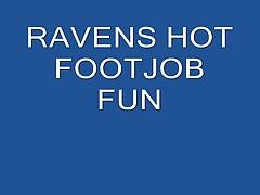 Ravens Footjobs