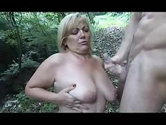 Kinky Italian Signora Francesca