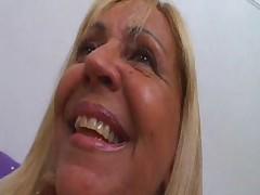 Mature Anal Bimbo of Brazil
