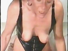 A real German slut