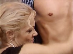 Granny and milf fisting and fucking