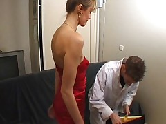 French anal and doctor sodo