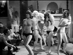 Party Classic: College Girls (1968 softcore)