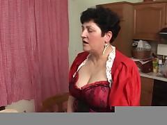 Granny Strapons Woman