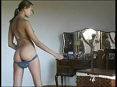 Luba in bikini